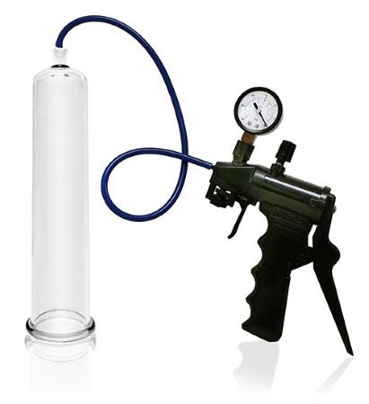 hand pump starter systems