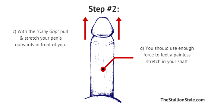 Exercise to make penis bigger