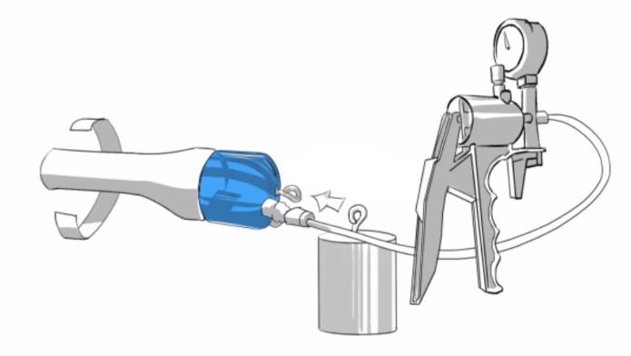 sketch of lg hanger