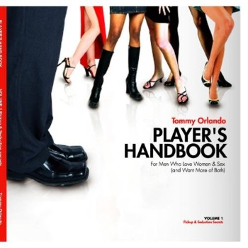 Players Handbook by Tommy Orlando