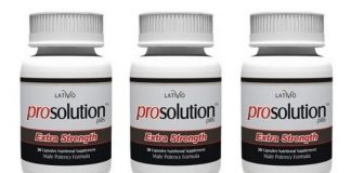 ProSolution bottles of pills