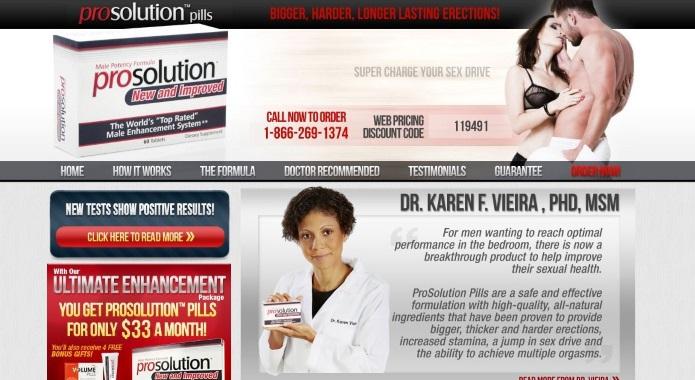 ProSolution official website